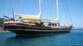 Yacht KAYA GUNERI V 3