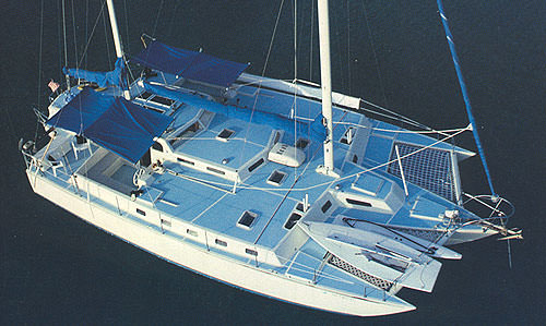 Grand Oasis Crewed Catamaran Charter