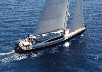 Yacht PATEA 2