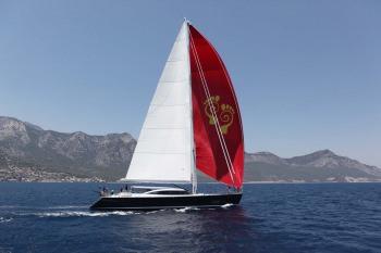 Yacht PATEA 3