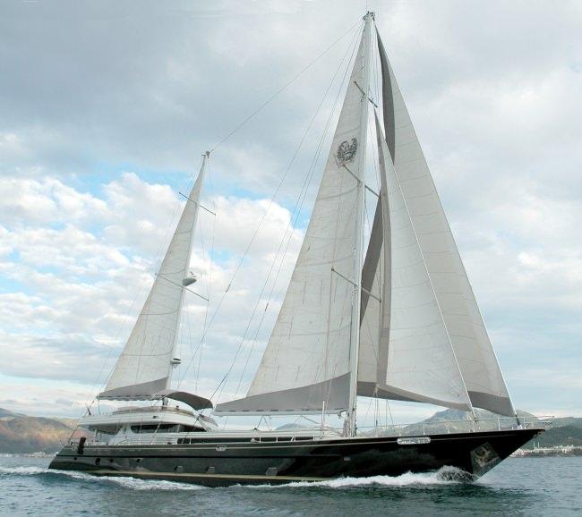 Imbarcazione SUHEYLA SULTAN