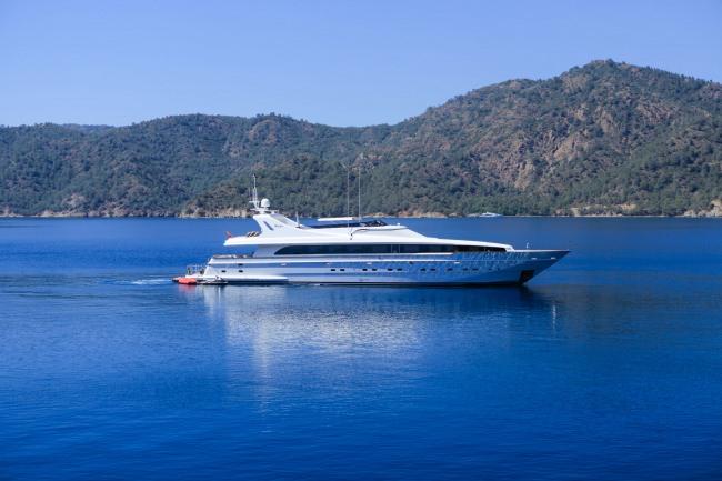 Yacht HULYA