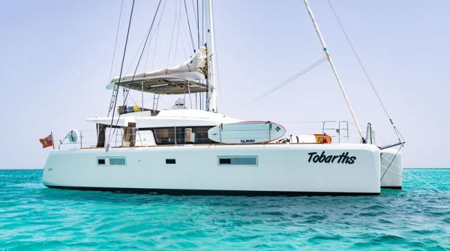 Yacht TOBARTHS