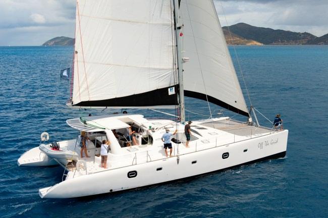 Yacht JUS CHILLIN