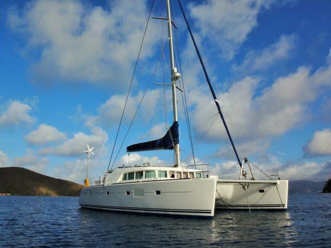 Yacht SEA ANEMONE