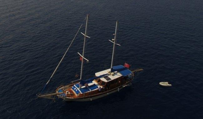 Yacht AMRA