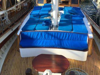 Yacht AMRA - 10