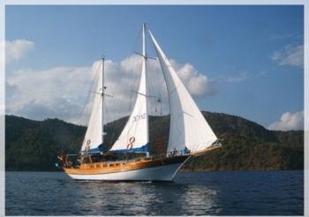 Yacht AMRA - 12