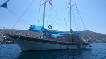 Yacht AMRA - 13
