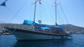 Yacht AMRA - 15