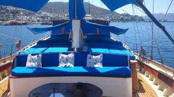 Yacht AMRA - 19