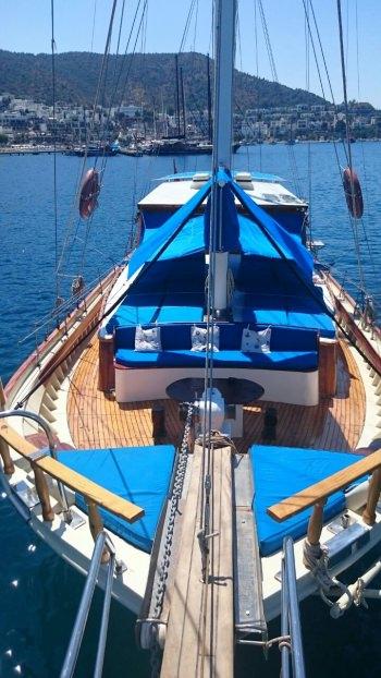 Yacht AMRA - 5