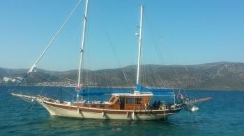 Yacht AMRA - 8