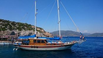 Yacht AMRA - 9