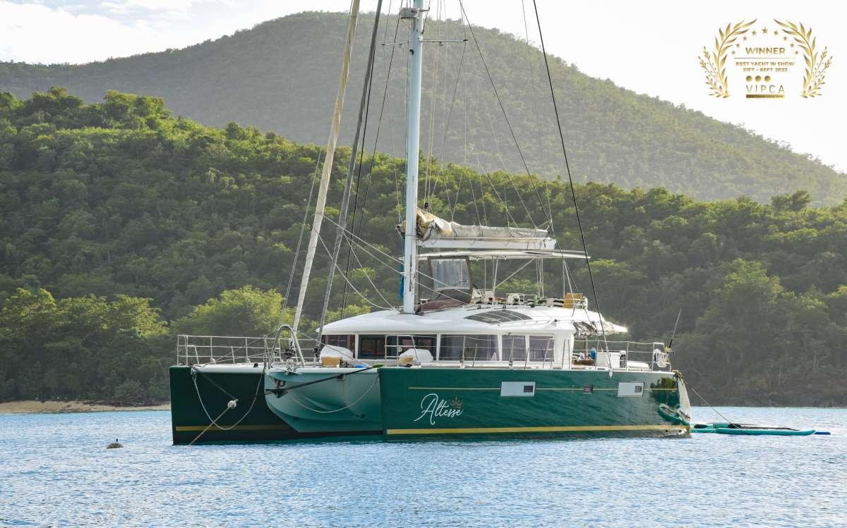 Yacht ALTESSE