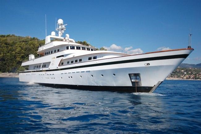 Yacht IL CIGNO