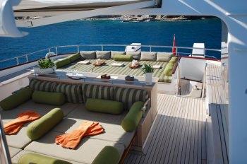 Yacht IL CIGNO - 12