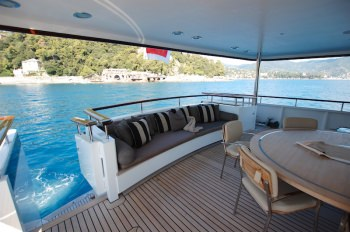 Yacht IL CIGNO - 13