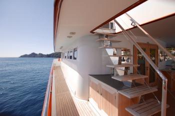 Yacht IL CIGNO - 19
