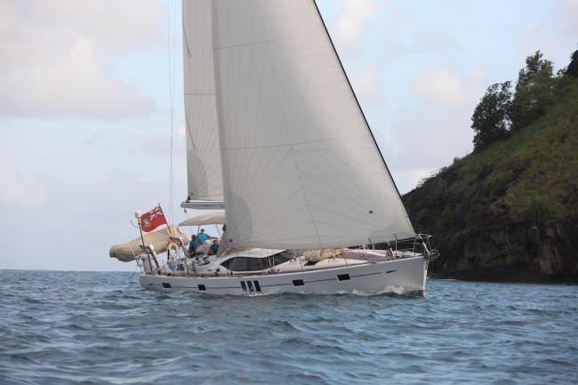 Yacht SPIRIT