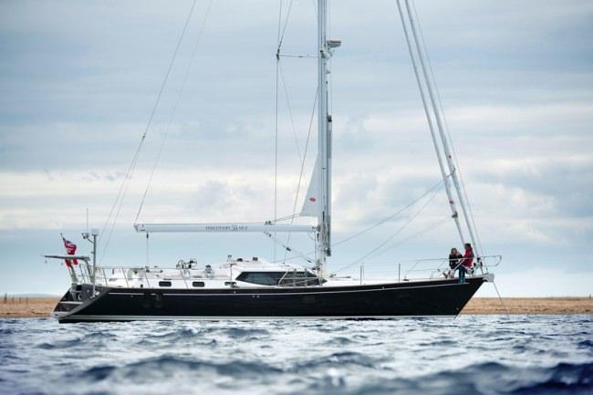 Yacht KILORAN