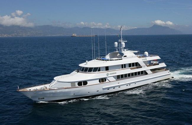 Yacht KANALOA