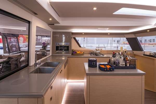 Yacht NEW HORIZONS 2 - 12
