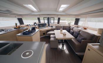 Yacht NEW HORIZONS 2 - 13