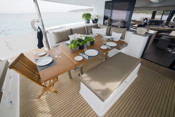 Yacht NEW HORIZONS 2 - 14