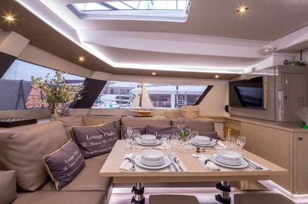 Yacht NEW HORIZONS 2 - 15