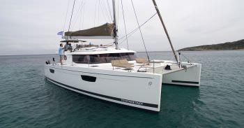 Yacht NEW HORIZONS 2 - 17
