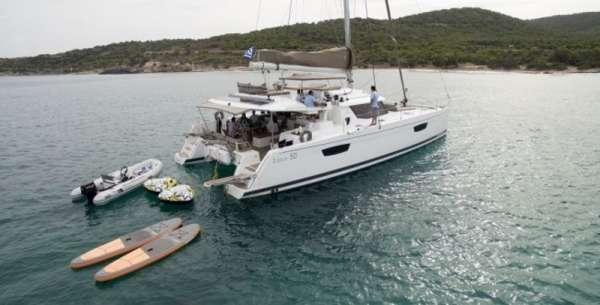 Yacht NEW HORIZONS 2 - 18