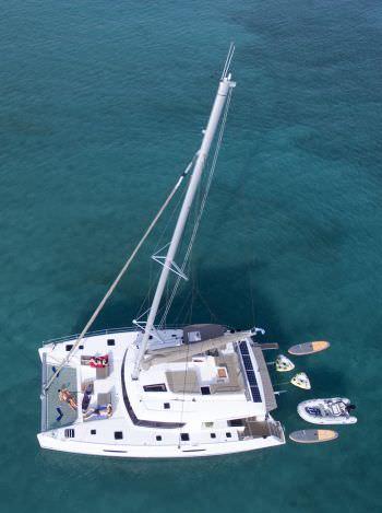 Yacht NEW HORIZONS 2 - 19