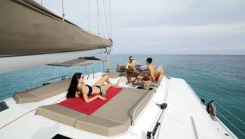 Yacht NEW HORIZONS 2 - 4