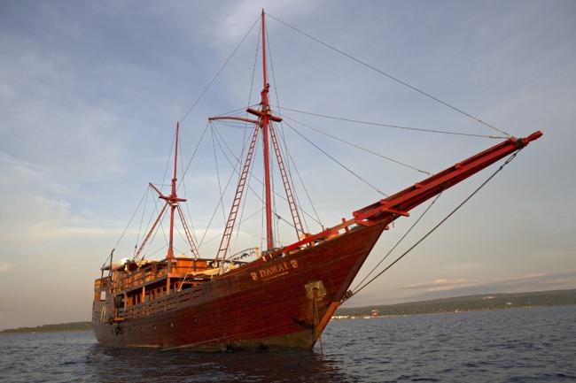 Yacht DAMAI
