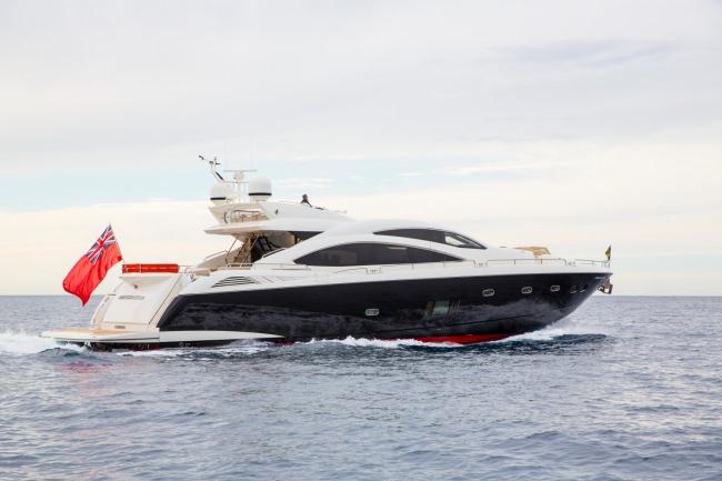 Yacht FIRECRACKER