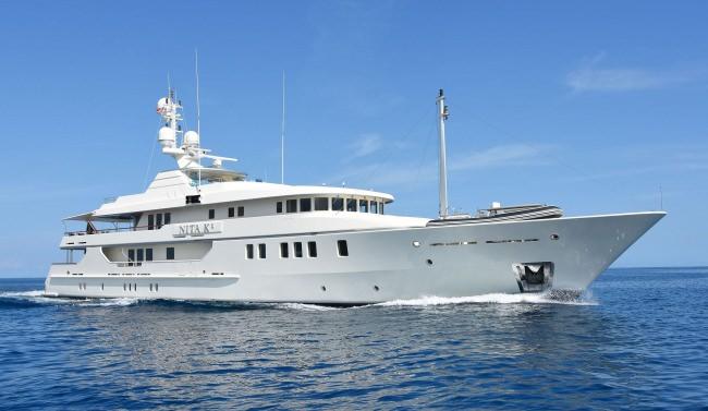 Yacht NITA K II