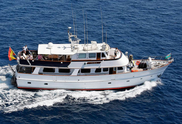 Yacht SAI KUNG