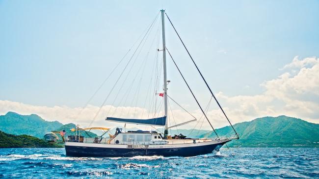 Yacht SEA COMET