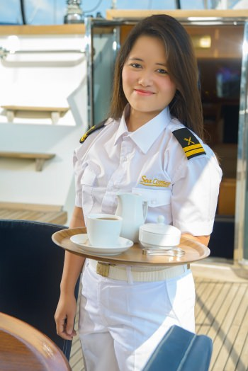 Yacht SEA COMET - 14