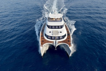 Yacht BLUE BELLY - 15