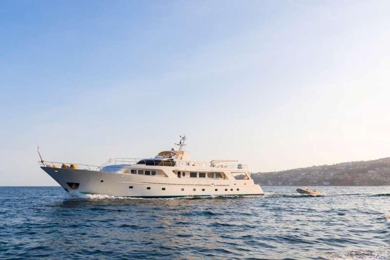 Yacht INDIA