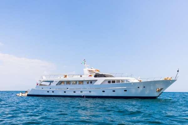 Yacht INDIA - 15