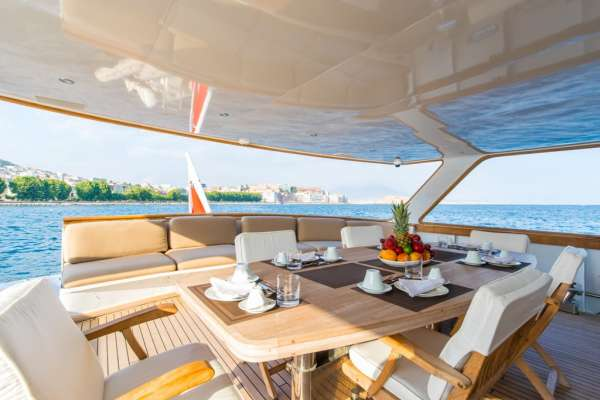 Yacht INDIA - 16