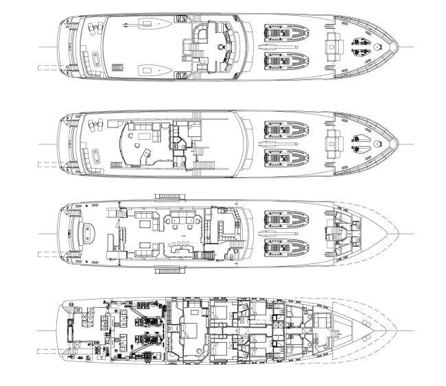 AXANTHA II's layout