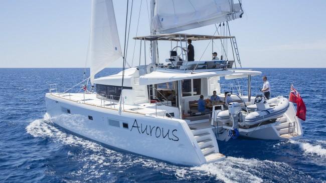 Yacht LAGOON 52