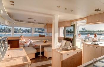 Yacht LAGOON 52 - 12