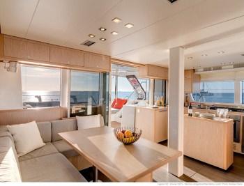 Yacht LAGOON 52 2