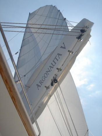 Yacht ARGONAUTA CINCO - 11