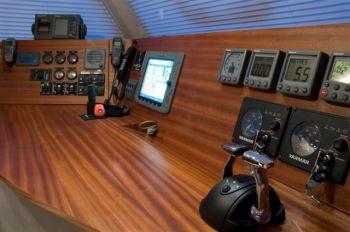 Yacht ARGONAUTA CINCO - 18